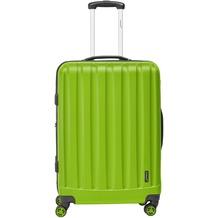 Packenger Premium Koffer Velvet XL in Grün