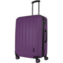 Packenger Premium Koffer Velvet XL in Lila