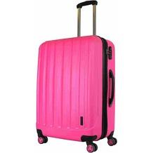 Packenger Premium Koffer Velvet XL in Magenta