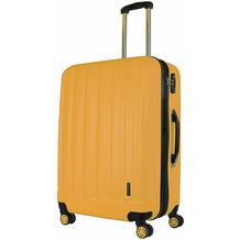 Packenger Premium Koffer Velvet XL in Orange