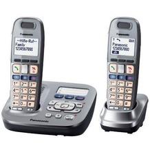 Panasonic KX-TG6592GM Duo, graphit