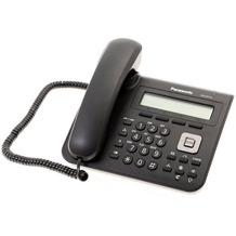 Panasonic KX-UT113NE-B SIP-VoIP Telefon, schwarz