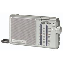 Panasonic Radio RF-U 160, silber