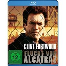 Paramount Flucht von Alcatraz, Blu-ray