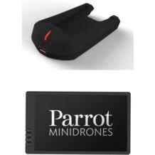 Parrot Mini Dronen - Akkuladegerät und Extra-Batterie