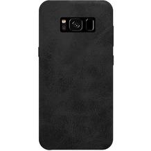 Pedea Slim Cover für Samsung Galaxy S8, schwarz