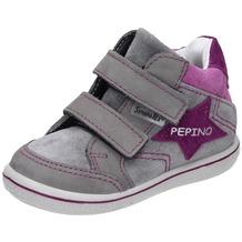 Pepino Mädchen Lauflern Klett grau 21