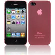 Twins Micro für iPhone 4, pink