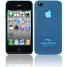 Twins Micro für iPhone 4, blau