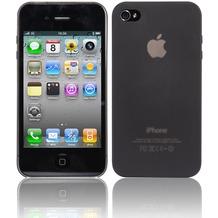 Twins Micro für iPhone 4, grau