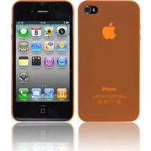 Twins Micro für iPhone 4, orange