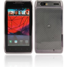 Twins Bright für Motorola RAZR, transparent