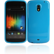 Twins Bright für Samsung i9250 Galaxy Nexus, blau