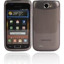 Twins Bright für Samsung i8150 Galaxy W, grau