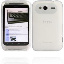 Twins Bright Matte für HTC Wildfire S, transparent