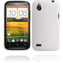 Twins Fancy Bright für HTC Desire X, weiß