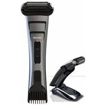 Philips Elektrorasierer Bodygroom TT 2040/32, schwarz-silber