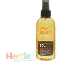 Piz Buin Wet Skin Transparent Sun Spray SPF30 150 ml
