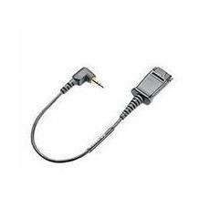 Plantronics Adapterkabel, 2,5mm Klinke, 4 pol. - QD für Cisco 7920/7929