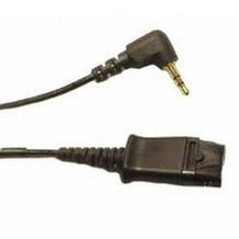 Plantronics Adapterkabel 2,5mm Klinke auf QD für Siemens Gigaset