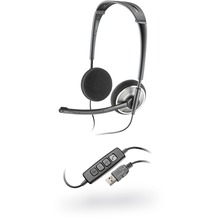 Plantronics .Audio 478 faltbares USB-Stereo-Headset