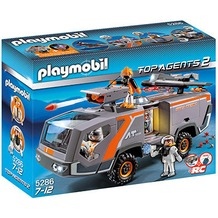 Playmobil 5286 Spy Team Commander Truck