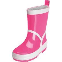 Playshoes Gummistiefel uni pink Gr. 20/21