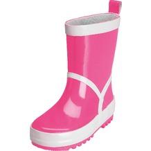 Playshoes Gummistiefel uni pink Gr. 26/27