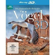 polyband Medien Die fantastische Reise der Vögel 3D (Blu-ray 3D) Blu-ray