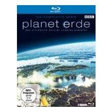 polyband Medien Planet Erde (Die komplette Serie / Neuauflage) Blu-ray