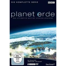 polyband Medien Planet Erde (Die komplette Serie / Amaray) DVD