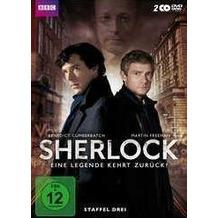 polyband Medien Sherlock (Staffel 03) DVD