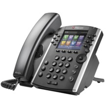 Polycom VVX 410 - 12-line Desktop Phone Gigabit Ethernet