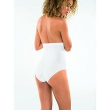 Pompadour Damen Jazz-Pant Body-Shaper weiss 36