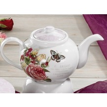 ppd Teekanne 0,8l Jardin Rose
