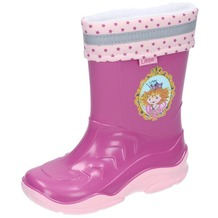 Prinzessin Lillifee Mädchen Gummistiefel pink 21