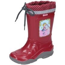 Prinzessin Lillifee Mädchen Gummistiefel rot 24