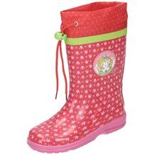 Prinzessin Lillifee Mädchen Regenstiefel rot 35
