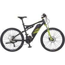 """Prophete REX E-Bike Alu-Full Suspension MTB 650B 27,5"""" BERGSTEIGER 7.9"""
