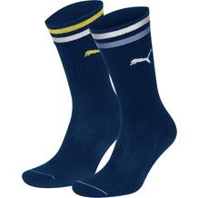PUMA Clyde Socks (2 Paar) navy 39/42