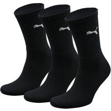 PUMA Sport (3 Paar) black 39/42
