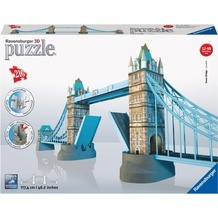 Ravensburger 3D Puzzle: Tower Bridge - London