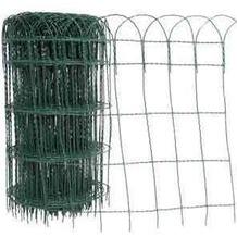REWWER-TEC Ziergeflecht 65cm 10m PVC-ummantelt