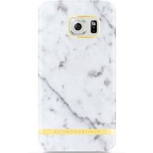 Richmond & Finch Carrara Marble for Galaxy S7 Edge weiß