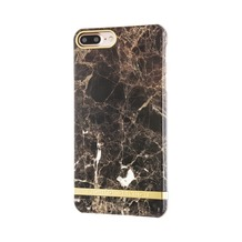 Richmond & Finch Marble Glossy for iPhone 7 Plus braun