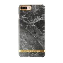 Richmond & Finch Marble Glossy for iPhone 7 Plus grau