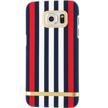 Richmond & Finch Satin Stripes for Galaxy S7 Edge monaco