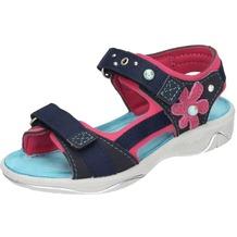 Ricosta Mädchen Sandalette blau 27
