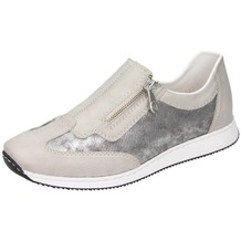 Rieker Damen Slipper grau 36