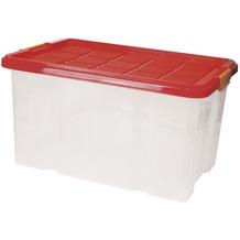 Rival Universalbox mit Deckel Behälter transparent, 44,5 x 35 x 24 cm